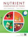 Nutrient Composition of Foods Booklet to Accompany Nutrition