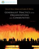 Generalist Practice with Organizations and Communities 5th Edition