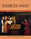 Sources of the West 8th Edition