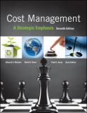 Cost Management 7th Edition