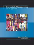 Intermediate Microeconomics and Its Application 9780324273793
