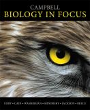 Campbell Biology in Focus 1st Edition