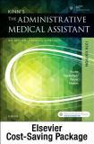 Kinn's the Administrative Medical Assistant - Text and Study Guide Package 13th Edition
