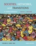 Societies, Networks, and Transitions, Volume II 3rd Edition
