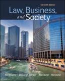 Law, Business and Society 11th Edition