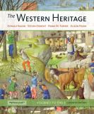 Western Heritage, the, Volume 1 9780205423866