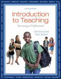Introduction to Teaching 9780133413878