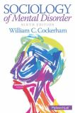 Sociology of Mental Disorder 9th Edition