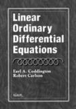 Linear Ordinary Differential Equations 9780898713886