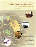 Operations Management for Competitive Advantage 9780072983906