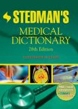 Stedman's Medical Dictionary 28th Edition