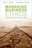 Managing Business Ethics 9780470343944
