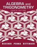 Algebra and Trigonometry 4th Edition