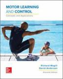 Motor Learning and Control 11th Edition