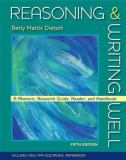 Reasoning and Writing Well 5th Edition