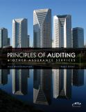 Principles of Auditing and Assurance Services 9780077504007