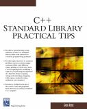 C++ Standard Library Practical Tips 9781584504009