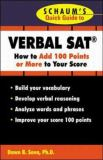 Schaum's Quick Guide to the SAT 9780071354011