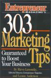 303 Marketing Tips 9781891984020