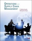 Operations and Supply Chain Management 14th Edition