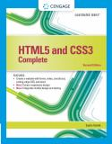 HTML5 and CSS3, Illustrated Complete 9781305394049