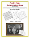 Family Maps of Decatur County, Iowa, Deluxe Edition 9781420314052