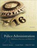 Police Administration 9th Edition