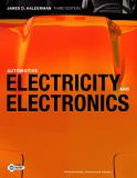 Automotive Electricity and Electronics 3rd Edition