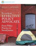 Becoming an Effective Policy Advocate 7th Edition