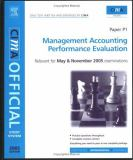 Management Accounting Performance Evaluation 9780750664080