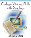College Writing Skills with Readings 7th Edition