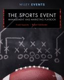 The Sports Event Management and Marketing Playbook 2nd Edition