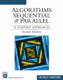 Algorithms Sequential and Parallel 9781584504122