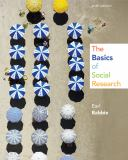 The Basics of Social Research 9781133594147