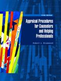 Appraisal Procedures for Counselors and Helping Professionals 9780130494160