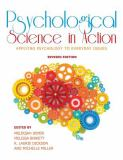 Psychological Science in Action
