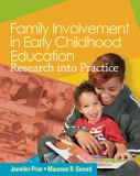 Family Involvement in Early Childhood Education