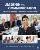 Leading with Communication 9781412994262