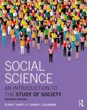 Social Science 16th Edition