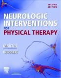 Neurologic Interventions for Physical Therapy 9780721604275