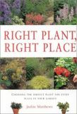 Right Plant, Right Place 9781842154298