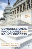 Congressional Procedures and the Policy Process 10th Edition