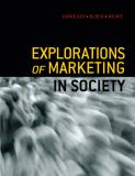 Explorations of Marketing in Society 9780324304305