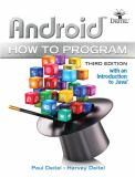 Android How to Program 3rd Edition
