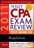 Wiley CPA Exam Review 2011 Test Bank 9780470554326
