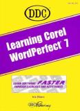 Learning Corel WordPerfect 7 9781562434328