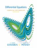 Differential Equations Computing and Modeling 4th Edition