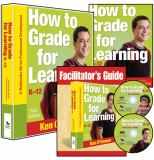 How to Grade for Learning, K-12 9781412954389
