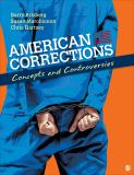 American Corrections 1st Edition