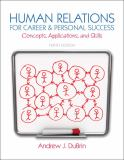 Human Relations for Career and Personal Success 10th Edition